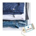 Сертификат на химчистку текстильных изделий: брюки, джинсы, рубашка, корсет, водолазка