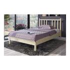 """Кровать без подъёмного механизма """"Карелия"""", 90х200 см, сосна"""