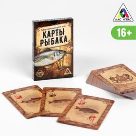 Игральные «Карты рыбака», 36 карт в Донецке