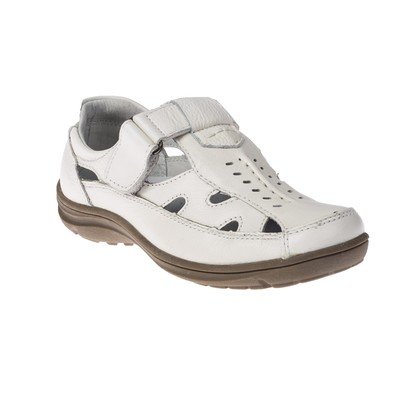 Туфли для мальчиков арт. SВ-23531, цвет белый, размер 34