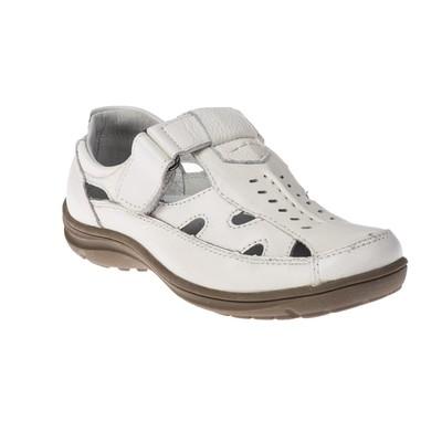 Туфли для мальчиков арт. SВ-23531, цвет белый, размер 36