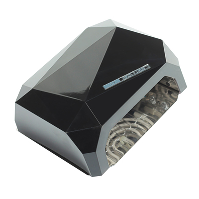 Лампа для гель-лака LuazON LUF-06, UV-LED, 36 Вт, быстрая сушка, черная