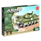 Конструктор «Танк», 213 деталей - фото 105635957