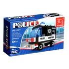 Конструктор «Полиция», 58 деталей - фото 106526012