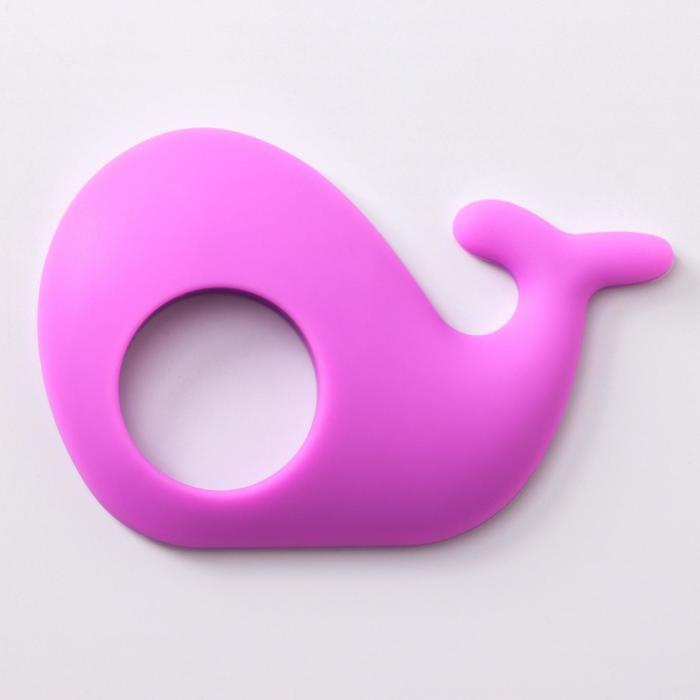 Прорезыватель силиконовый «Китёнок», цвет МИКС - фото 105526205