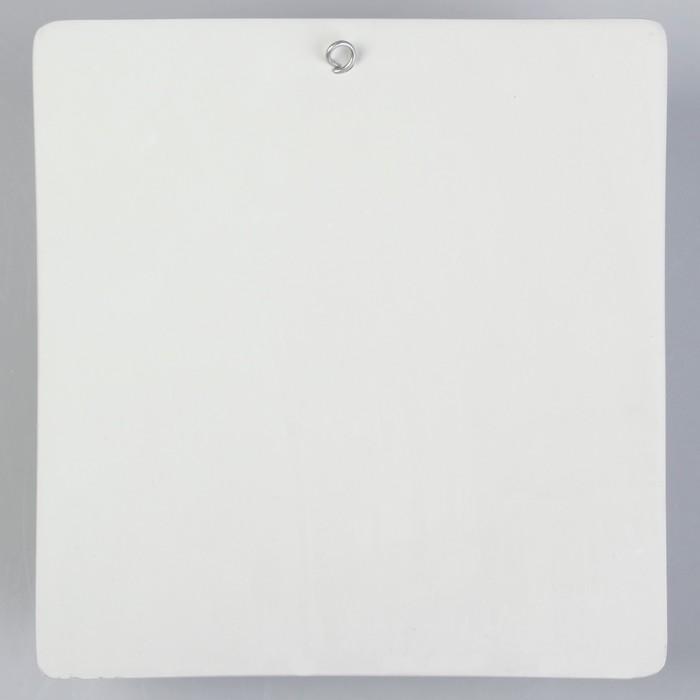 Гипсовая фигура барельеф Конкистадор 26,5*28*7 80-852