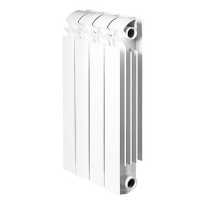 Радиатор Global VOX – R 350, алюминиевый, 4 секции