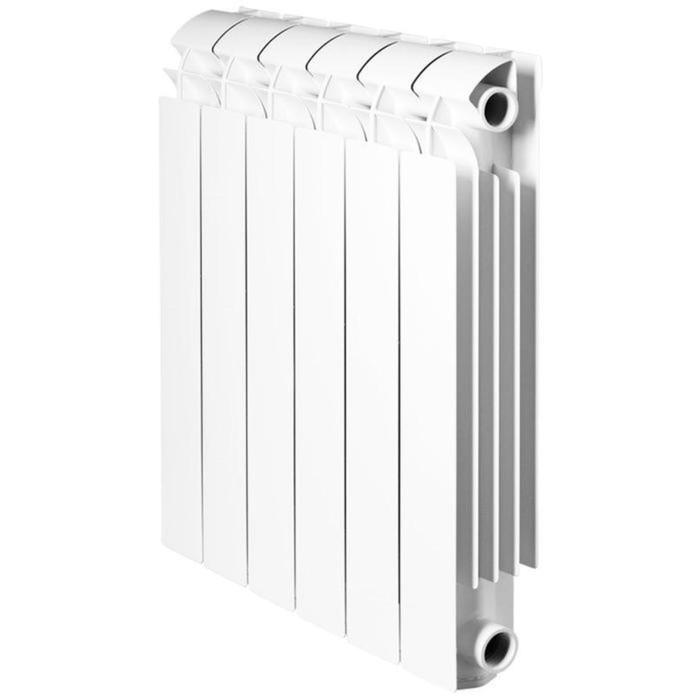 Радиатор Global VOX – R 350, алюминиевый, 6 секций