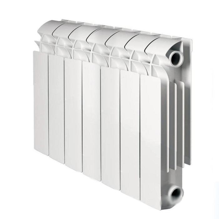 Радиатор Global VOX – R 350, алюминиевый, 7 секций