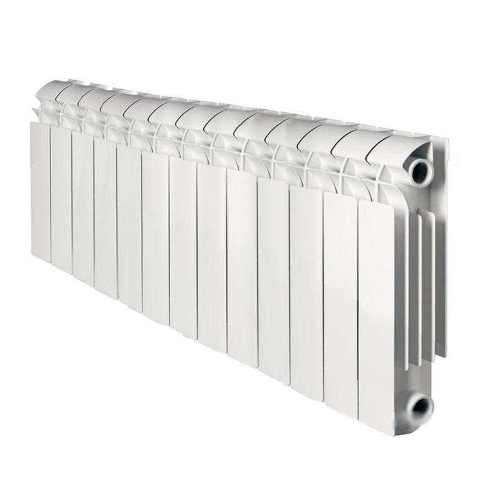 Радиатор Global VOX – R 350, алюминиевый, 13 секций