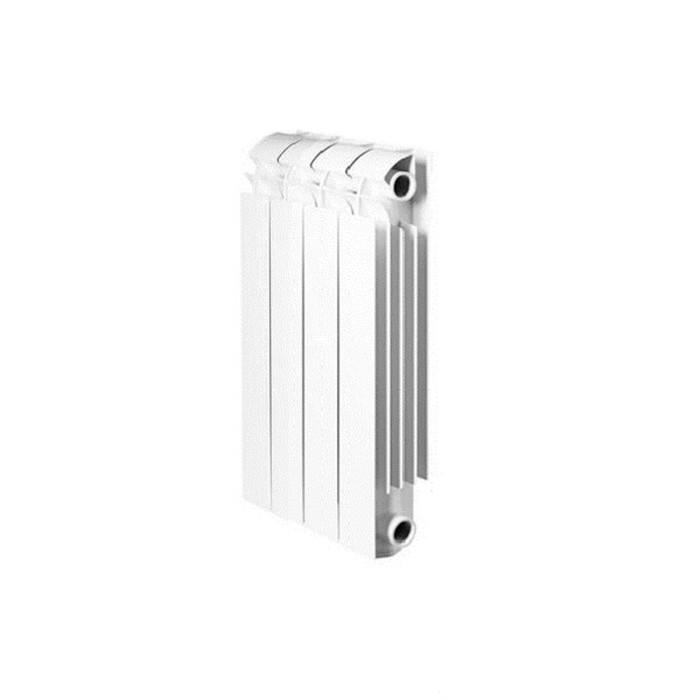 Радиатор Global VOX – R 500, алюминиевый, 4 секции