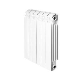 Радиатор Global VOX – R 500, алюминиевый, 6 секций