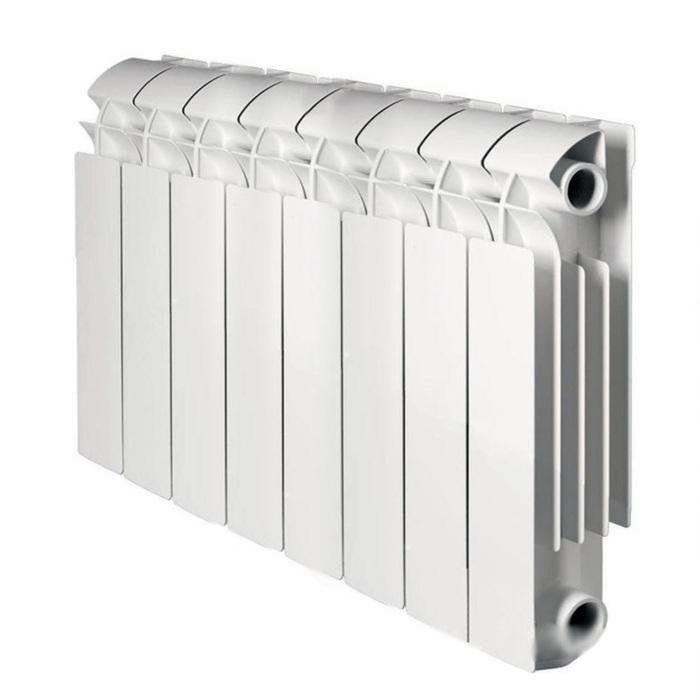 Радиатор Global VOX – R 500, алюминиевый, 8 секций