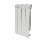 Радиатор Global VOX EXTRA 350, алюминиевый, 4 секции
