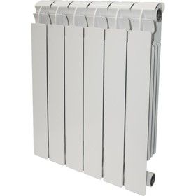 Радиатор Global VOX EXTRA 350, алюминиевый, 6 секции