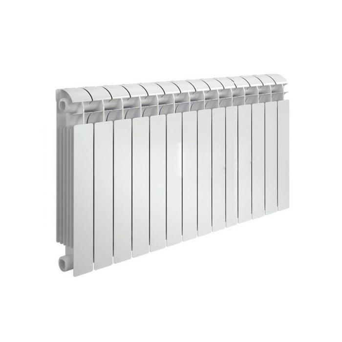 Радиатор Global VOX EXTRA 350, алюминиевый, 14 секции
