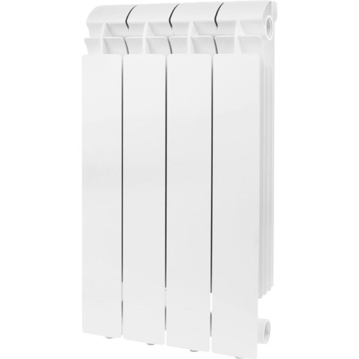 Радиатор Global VOX EXTRA 500, алюминиевый, 4 секции