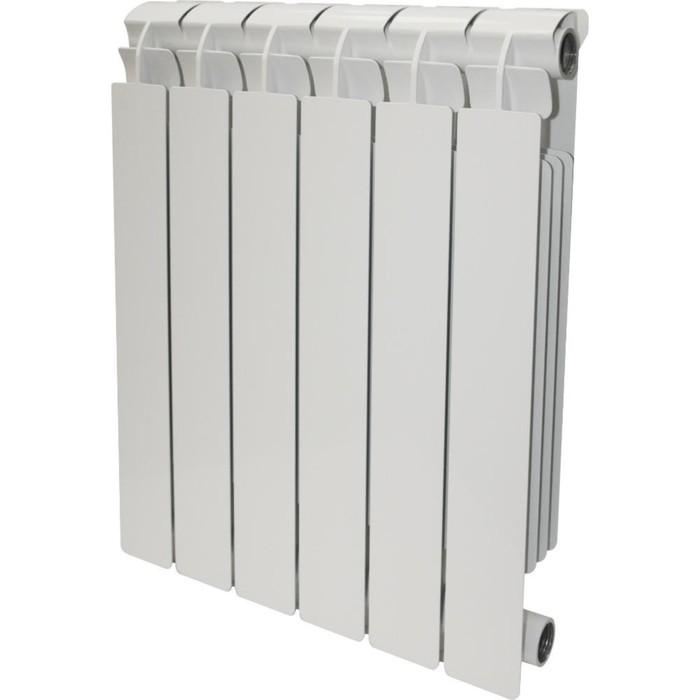 Радиатор Global VOX EXTRA 500, алюминиевый, 6 секции