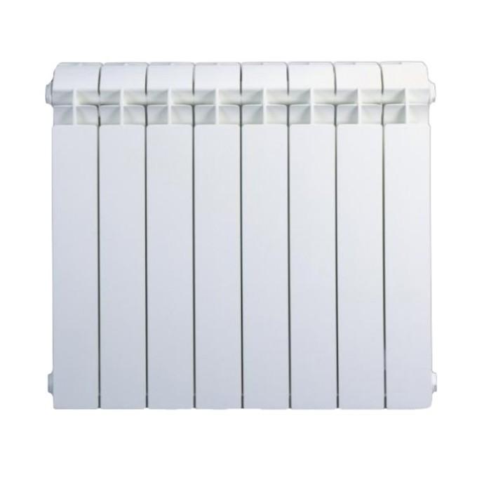 Радиатор Global VOX EXTRA 500, алюминиевый, 8 секции