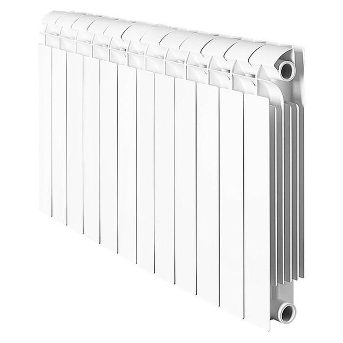 Радиатор Global VOX EXTRA 500, алюминиевый, 12 секции