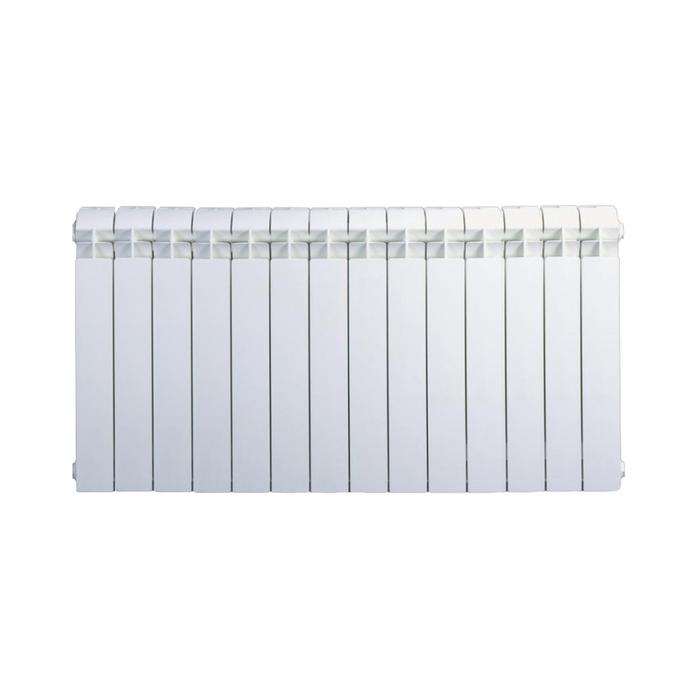 Радиатор Global VOX EXTRA 500, алюминиевый, 14 секции