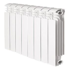 Радиатор Global ISEO – 350, алюминиевый, 8 секции