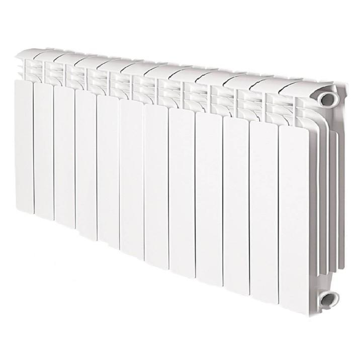 Радиатор Global ISEO – 350, алюминиевый, 12 секции