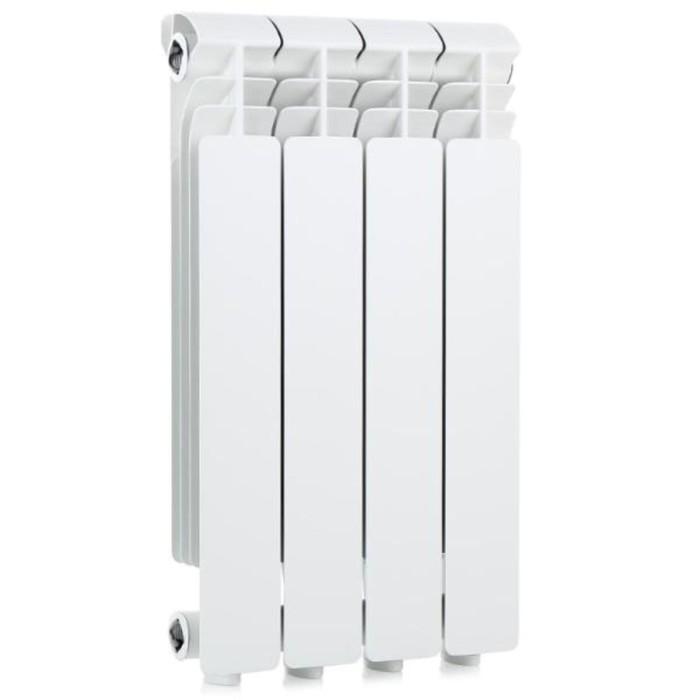 Радиатор Global ISEO – 500, алюминиевый, 4 секции