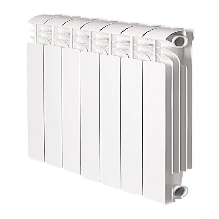 Радиатор Global ISEO – 500, алюминиевый, 7 секций