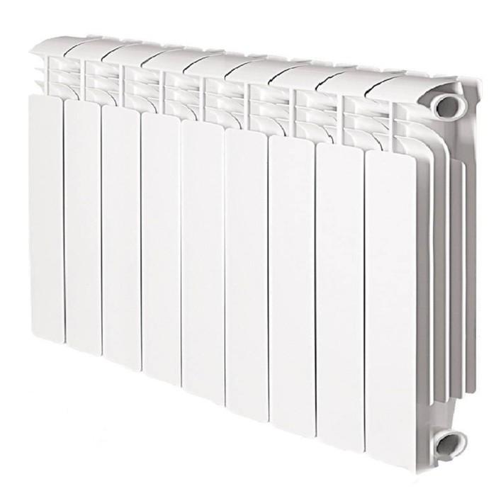 Радиатор Global ISEO – 500, алюминиевый, 9 секций