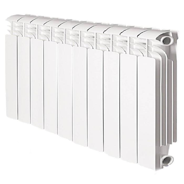 Радиатор Global ISEO – 500, алюминиевый, 10 секций