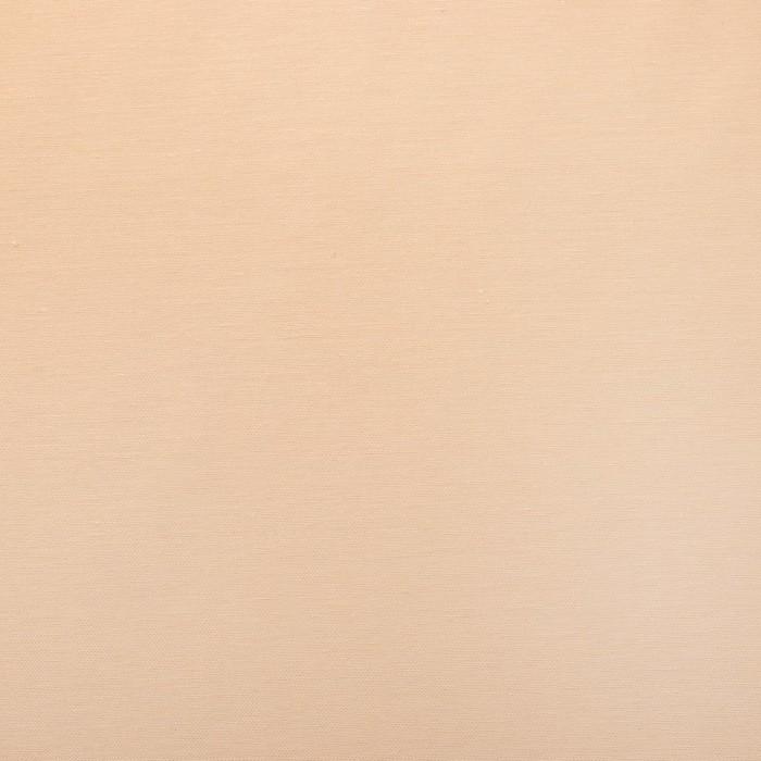 Ткань для столового белья с ГМО однотонная ш.155, дл. 30 м, цв. бежевый, пл. 192 г/м2