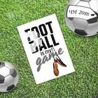 Почтовая карточка «Моя игра», футбол, 10 х 15 см