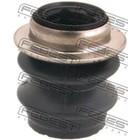 Пыльник втулки направляющей суппорта тормозного переднего febest 0173-grx120f