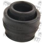Пыльник втулки направляющей суппорта тормозного переднего febest 0173-gx100f