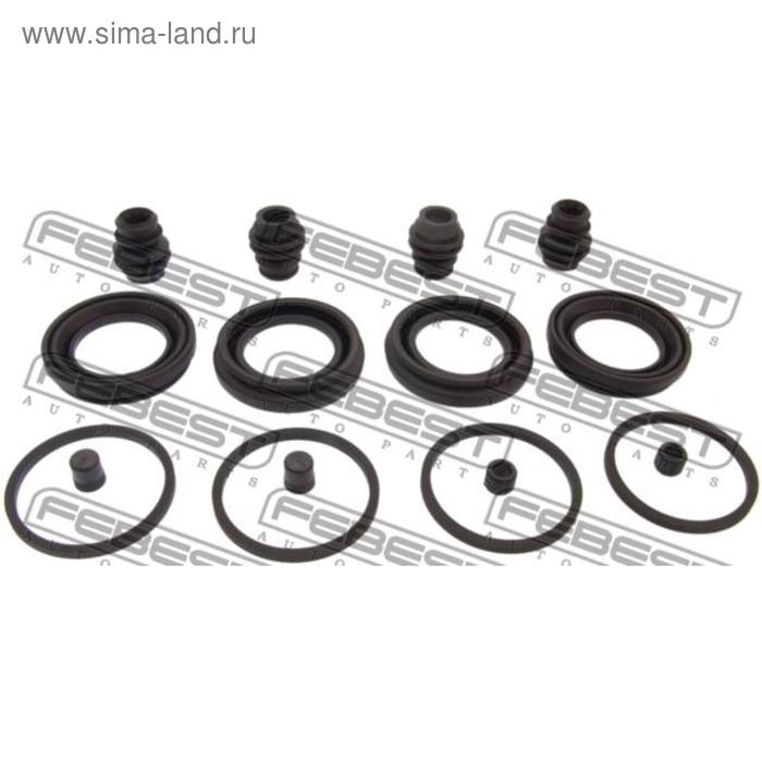 Ремкомплект суппорта тормозного переднего febest 0275-t30f