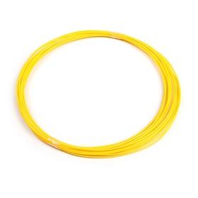 Пластик ABS, для 3Д ручки, длина 10 м, Желтый