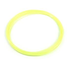 Пластик ABS, для 3Д ручки, длина 10 м, зеленый - светится в темноте (УФ лучах)