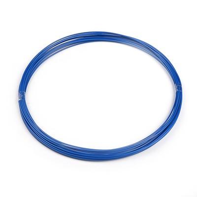 Пластик ABS, для 3Д ручки, длина 10 м, синий