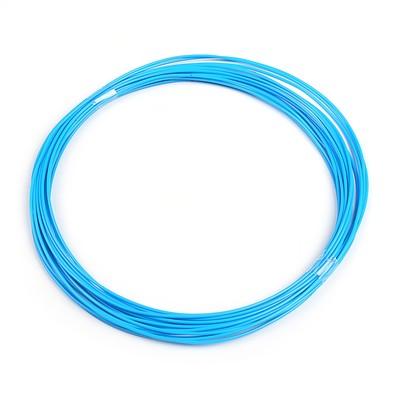 Пластик ABS, для 3Д ручки, длина 10 м, голубой