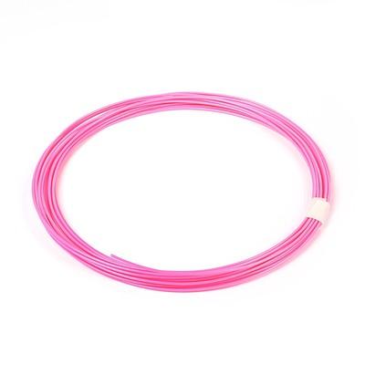 Пластик ABS, для 3Д ручки, длина 10 м, розовый