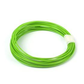 Пластик PLA, для 3Д ручки, длина 10 м, светло зеленый Ош