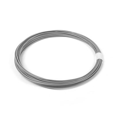 PLA plastic for 3D pen, length 10 m, grey