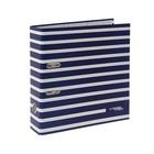 Папка-регистратор А4, 75мм Monochrome, синий