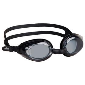 Очки для плавания Nova, M0424 07 0 01W, цвет чёрный