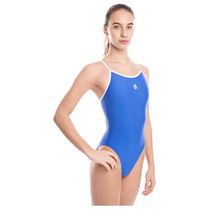 Женский купальник спортивный NERA, размер XL, Blue