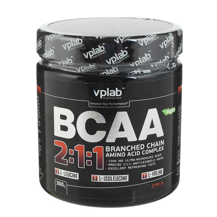 BCAA 2:1:1 VPLab, кола, 300 г