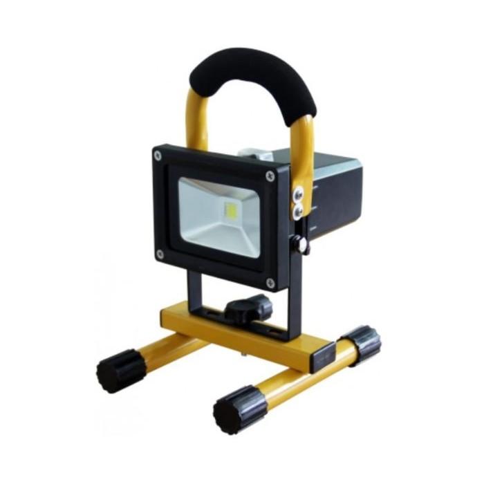 Прожектор аварийного освещения Pelastus, 10Вт, время аварийной работы 4-5 ч., Следопыт 1.0