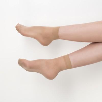 Набор носков женских (2 пары) 40 den цвет шоколад