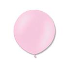 """Шар латексный 24"""", пастель, цвет розовый"""